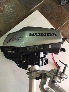 Moteur Honda 2 forces