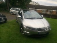 2006 Honda Civic 1.8 Petrol 5 doors hatchback