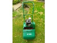 Suffolk Punch - Qualcast petrol lawnmower (Kawasaki Engine)