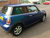 2007 MINI ONE DRIVES AND LOOKS GREAT