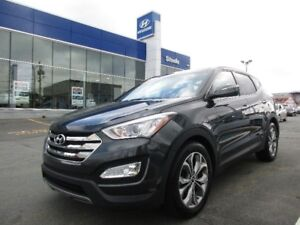 2013 Hyundai SANTA FE Limited 2.0T Leather Sunroof Navi A/c Seat