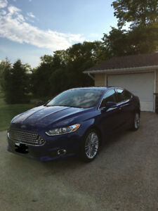 2013 Ford Fusion SE turbo ecoboost