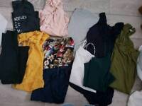 Womens clothes bundle all size small