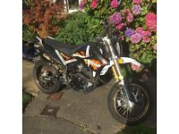 750 ONO Pulse adrenaline 125ccPerfect bike runs beautifully- recent service and new parts added