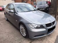 BMW 3 Series 2.5 325i SE 4dr - 2006, 12 MONTHS MOT, 9 SERVICES, 2 OWNERS, LEATHER, AUTOMATIC, £3995