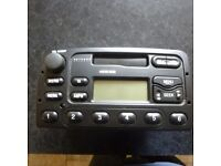Ford 4000 RDS Radio Cassette Player (Focus, Puma, Fiesta, Cougar)