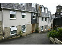 1 Bedroom ground floor flat in quiet purpose built complex, central Liskeard