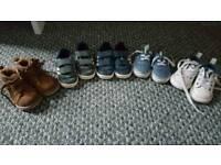 Boys shoe bundle size 4