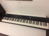 Roland RD-300NX Digital Piano with Flight Case