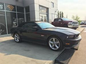 2012 FORD MUSTANG GT CONVERTIBLE...... GUARANTEED A GOOD TIME !!