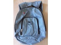 PUMA light blue mini backpack rucksack, great condition!