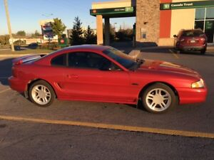 1996 Ford Mustang GT Coupe (2 door) - Price Slashed