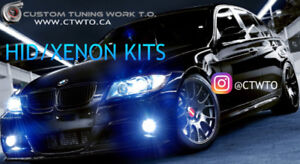 High Quality HID/XENON KITS from 90$ + installation from 30$