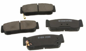 2005 Kia Sorento 3.5 V6 - Rear brake pads