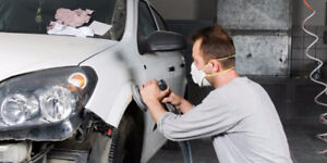 An ICBC accredited collision Looking for a licensed repair tech