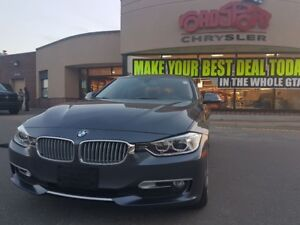 2013 BMW 3 Series 320i XDrive P-ROOF H-TED WHEEL SUPER CLEAN
