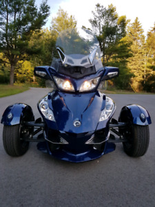 CAN-AM SPUDER RT-S LIMITED 2010 À VENDRE!