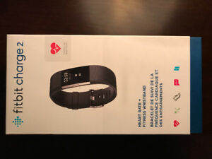 FitBit Charge 2 with extra band