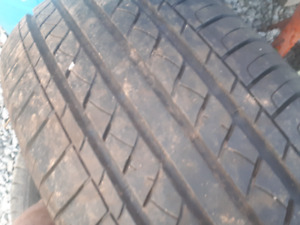 Tires 15 inch and 16 inch
