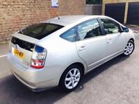 2005 TOYOTA PRIUS HYBRID AUTO 1 OWNER FROM BRAND NEW FULL TOYOTA HISTORY VGC