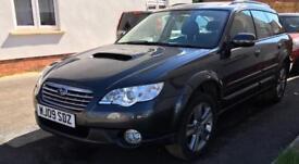 Subaru Outback 2.0 diesel