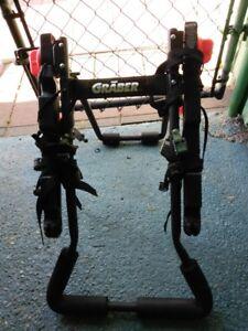 Graber 3 bikes rack