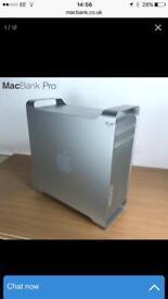 APPLE MAC PRO 2008 (3, 1) 2.8GHZ 8 CORE / 32GB / 1 TB / 8800GT