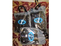 Oxford Tank Bag/Side Bags/Tail Bag As NEW