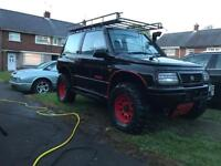OFF ROAD 4x4 !!!!! Must see an excellent off road vehicle / project