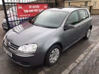 2007 VE GOLF 1.9 TDI, MOT APRIL 2018, WARRANTY, NOT A3 BMW FOCUS ASTRA