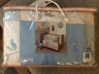 Brand new I spy 3pc cot bedding designed by bizzi growin