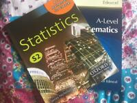 S2 maths alevel books edexcel