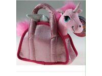 Glitter Unicorn Bag new tags