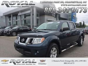 2013 Nissan Frontier SV  - Low Mileage