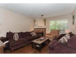 3 Bedroom 3 Bathroom Townhome Abbotsford