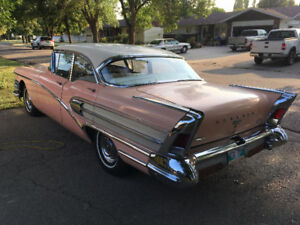 SAFETIED 1958 Buick Special and parts car