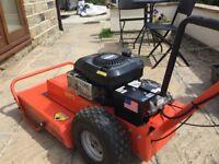 Dr field brush mower all terrain