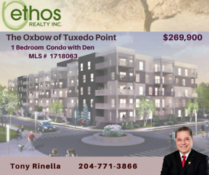 Condo For Sale at the Oxbow in Tuxedo!  $269,900