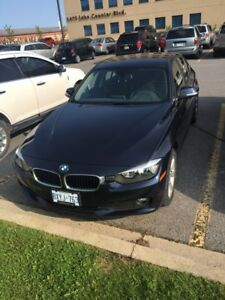 2014 BMW 320i xdrive Lease takeover