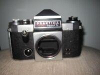 Praktika Super TL 35mm SLR film camera