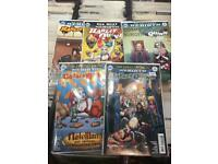 Harley Quinn comic books DC Rebirth