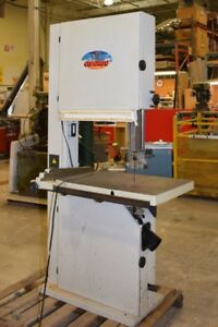 TABLE SAWS, BANDSAWS, JOINTERS, ON-LINE AUCTION Mississauga