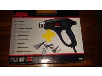 Heat gun paint stripper by Skil