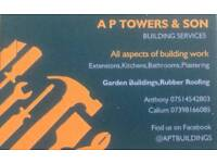 Apt Towers & son building