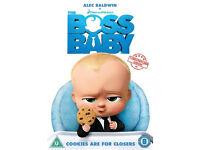 Boss Baby, The (U) 2017