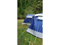 Skandika Nimbus 8 Man Family Tent