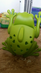 Boon frog for storage