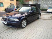 BMW 3 SERIES COUPE 318CI