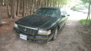 97 Cadillac Deville For Parts