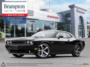 2014 Dodge Challenger R/T | 5.7 L V8 HEMI | TRADE-IN | LEATHER |